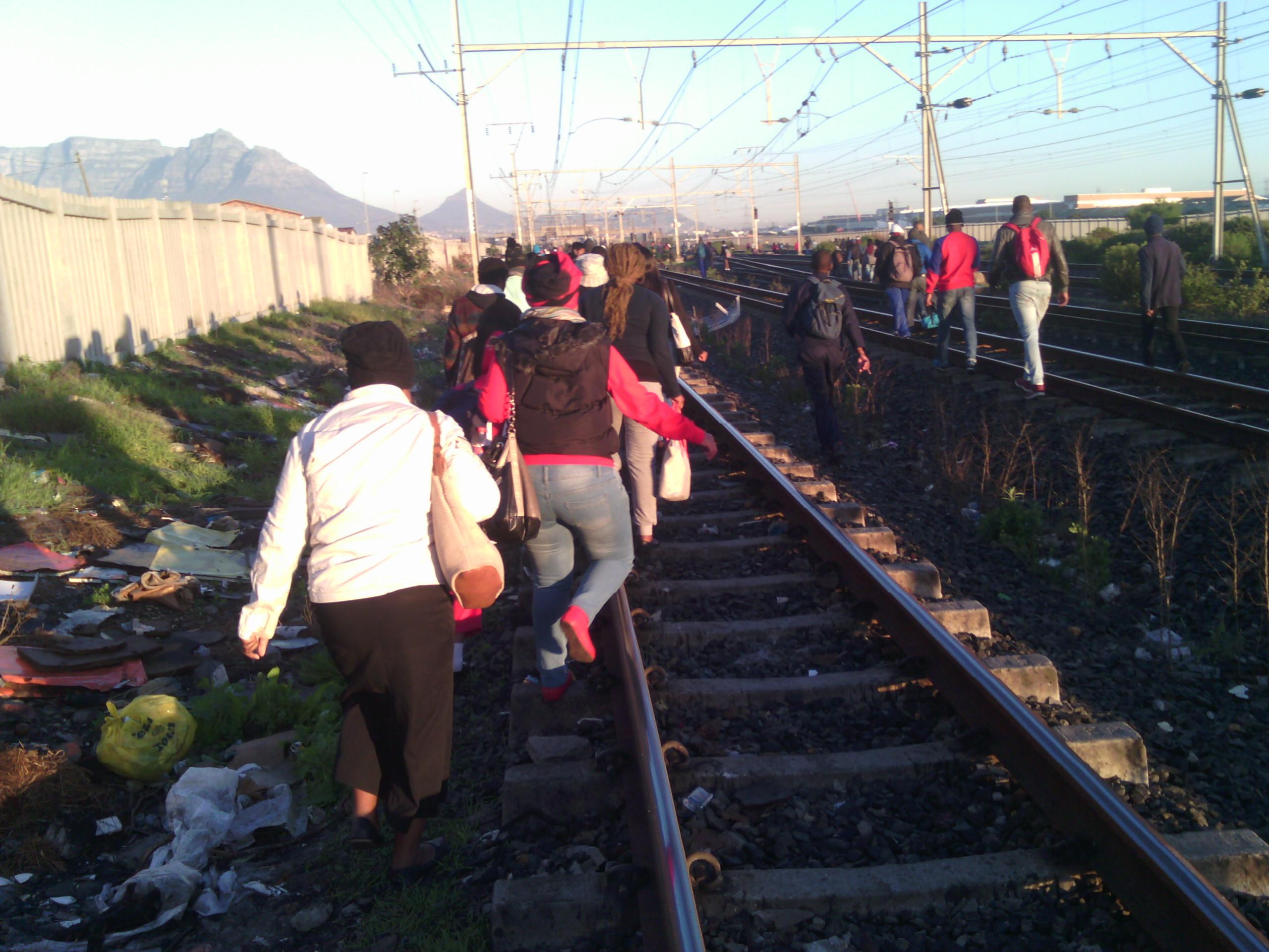 Another Metrorail nightmare | GroundUp