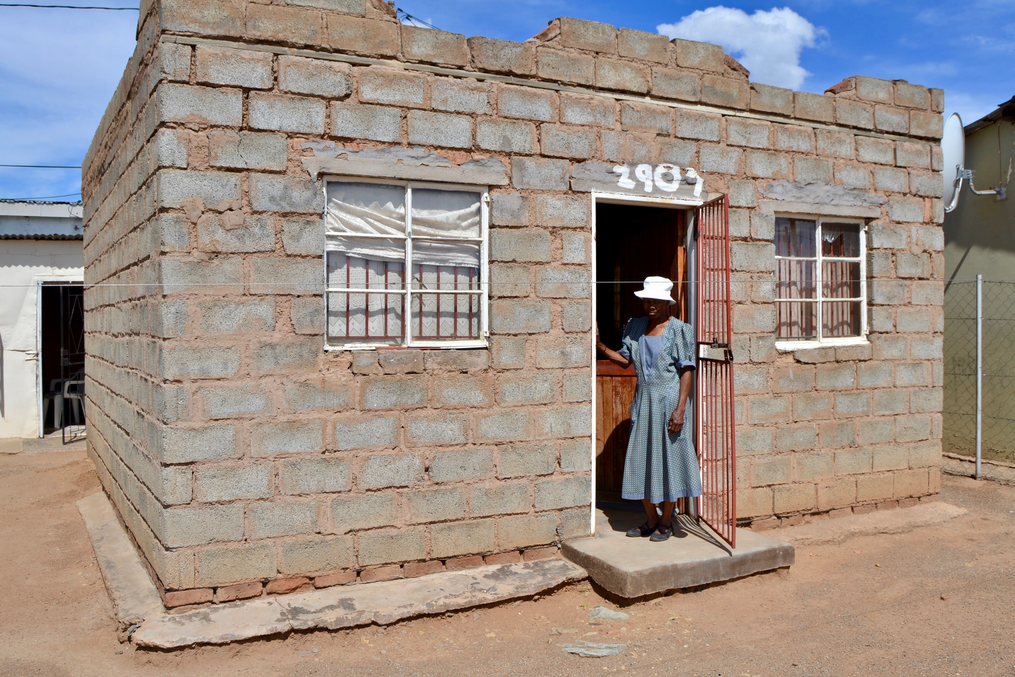 After 16 Years Rdp House Still Not Fixed Groundup