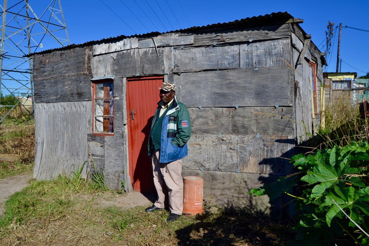 Mdantsane man s rdp house given to strangers groundup for Shack homes