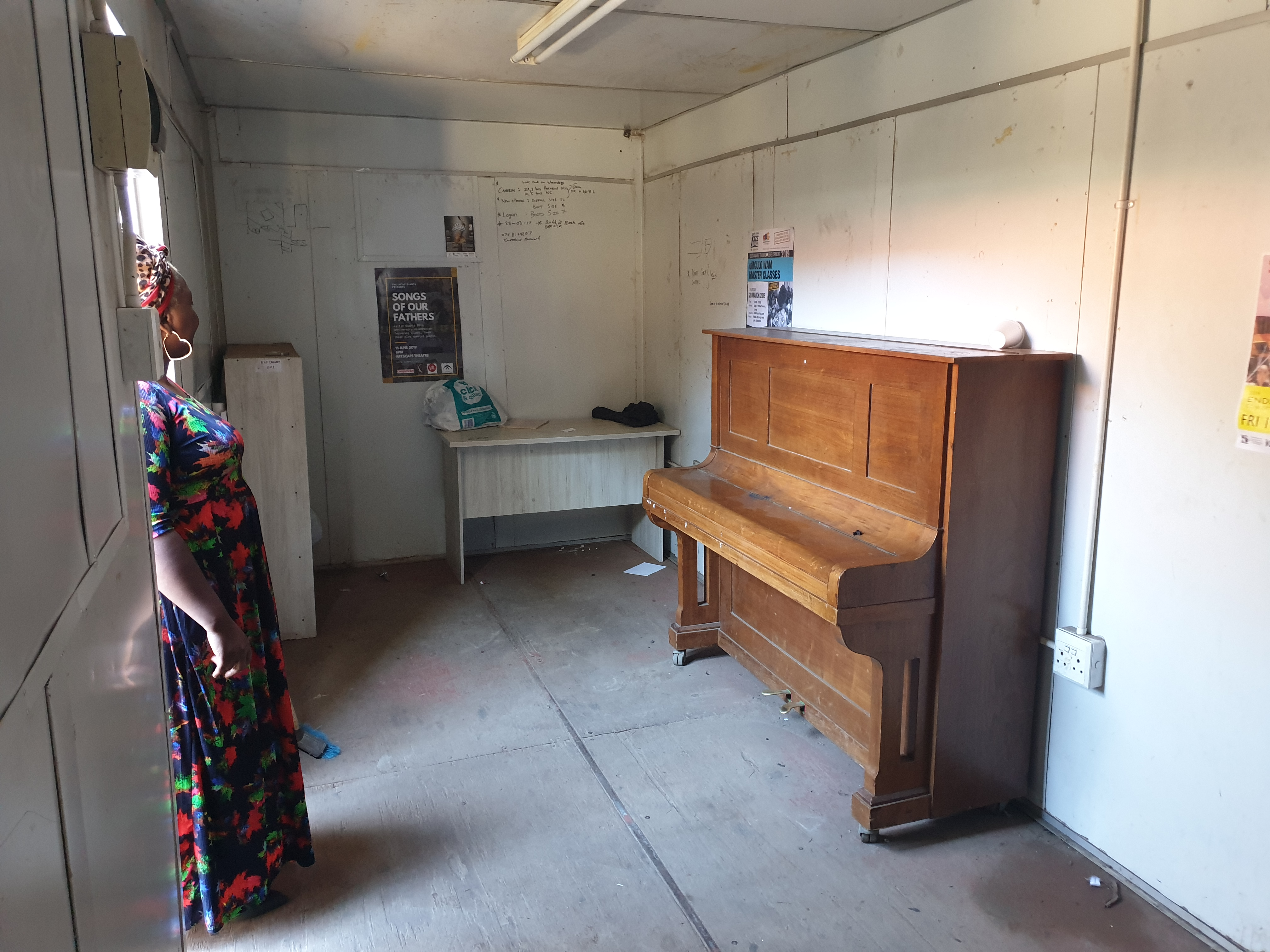 thieves steal children s musical instruments from khayelitsha school groundup. Black Bedroom Furniture Sets. Home Design Ideas