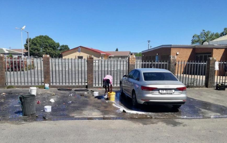 Car Washing Water Disposal For Dealerships Permit